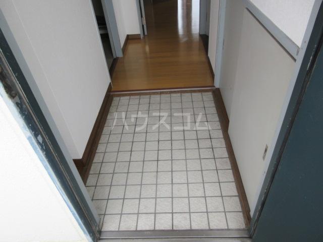 白梅コーポ 403号室の玄関