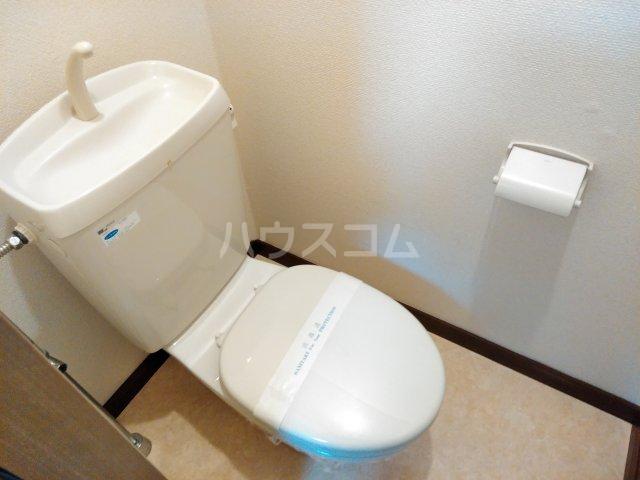 クリスタル水戸 103号室のトイレ