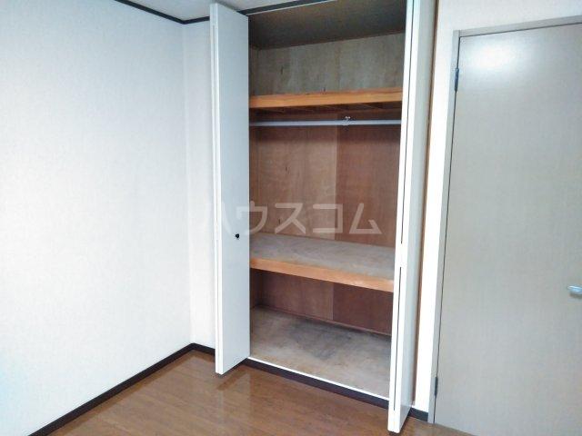 クリスタル水戸 103号室の収納