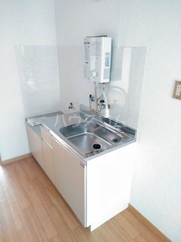 アネックス中川A 103号室のキッチン
