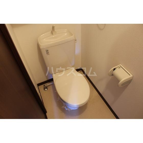 ハイムSweet Pea 2号館のトイレ