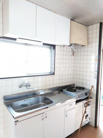 T.CORDビル 401号室のキッチン