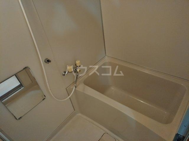 オルベージュB 202号室のトイレ