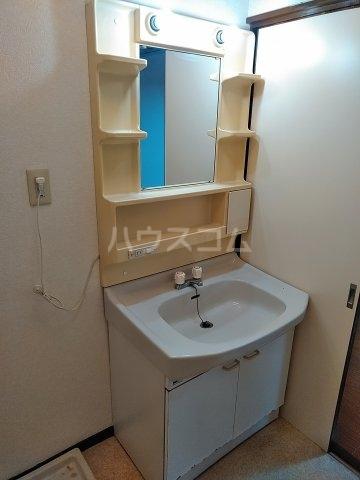 オルベージュB 202号室の収納