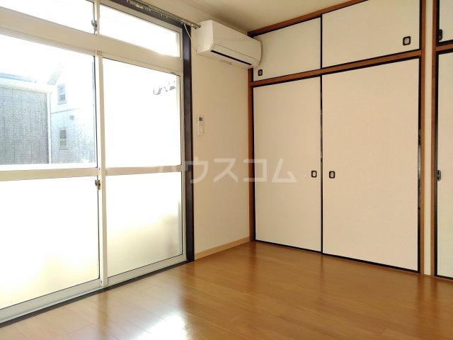 カームコア 106号室の居室
