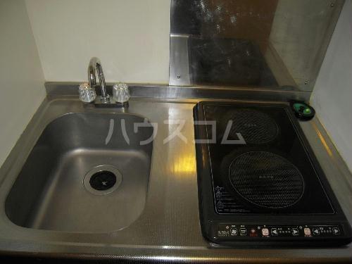 レオパレスアンヘル 106号室のキッチン