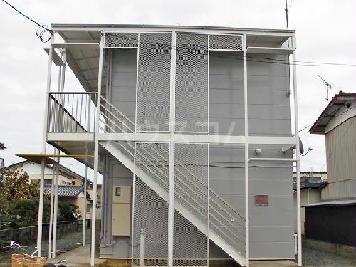 レオパレスサンライズ城東 202号室の外観