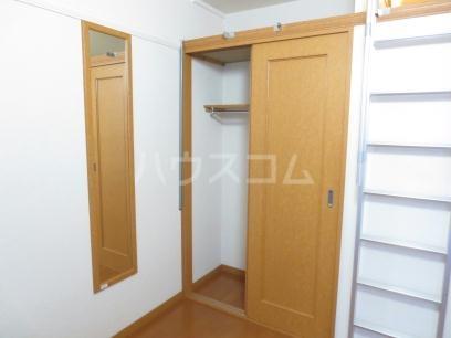 レオパレス紅梅 103号室の収納