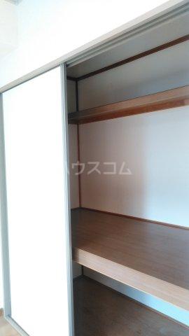セジュール・ナカ 203号室の収納