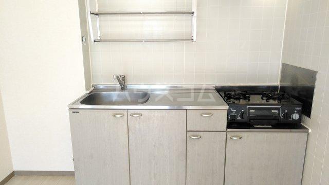 セジュール・ナカ 203号室のキッチン