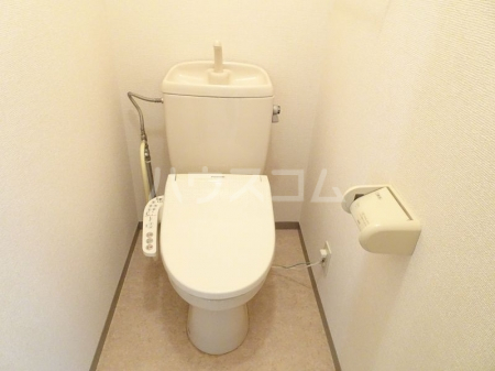 セジュール・ナカ 203号室のトイレ