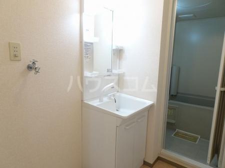 セジュール・ナカ 203号室の洗面所