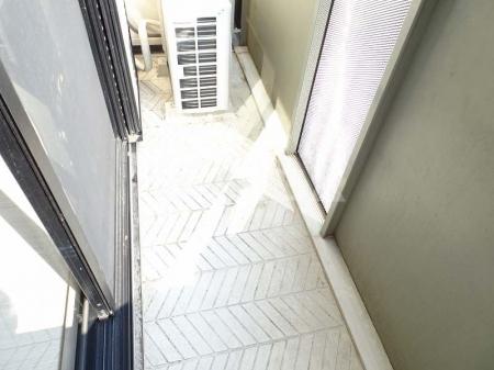 セジュール・ナカ 203号室の玄関