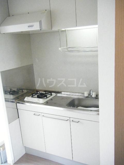 エスポワール・シャンブル 102号室のキッチン