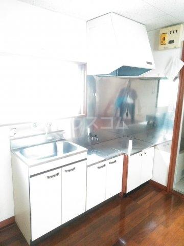 クラシカル金町 101号室のキッチン