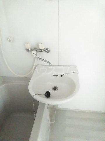 クラシカル金町 202号室の洗面所