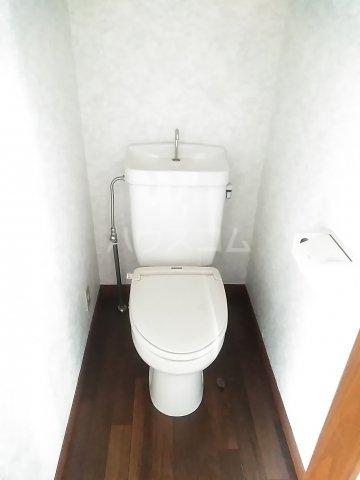クラシカル金町 202号室のトイレ