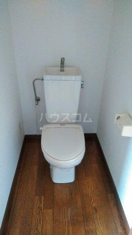 クラシカル姫子2 D号室の洗面所