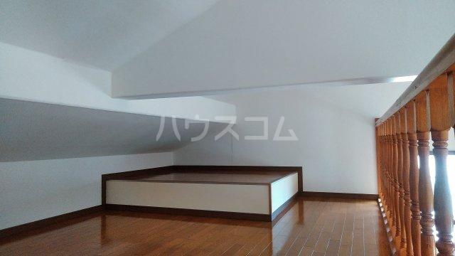クラシカル姫子2 D号室の玄関