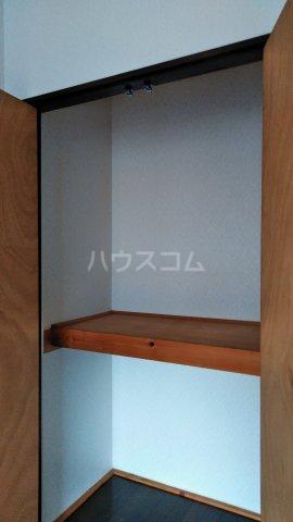 クラシカル吉住 105号室の収納