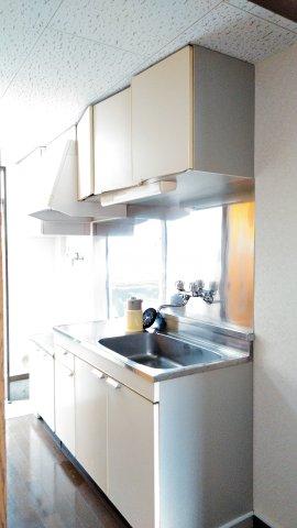 クラシカル吉住 105号室のキッチン