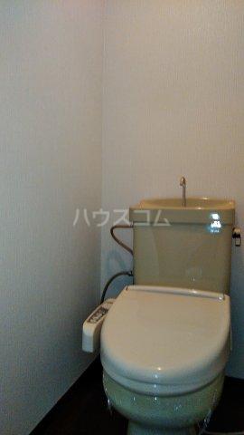 クラシカル吉住 105号室のトイレ
