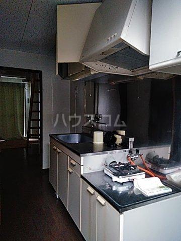 クラシカル吉住 103号室のキッチン