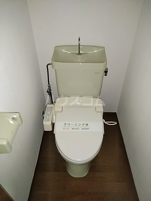 クラシカル吉住 103号室のトイレ