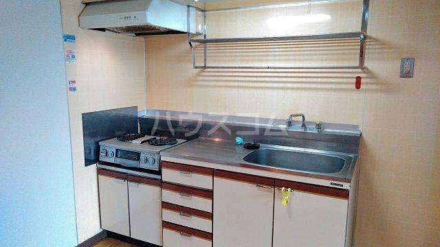 菊水マンション 503号室のキッチン