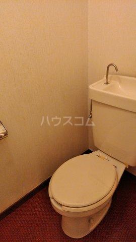 菊水マンション 503号室のトイレ