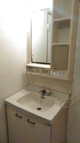 菊水マンション 503号室の洗面所