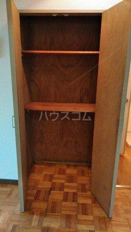 菊水マンション 503号室の収納