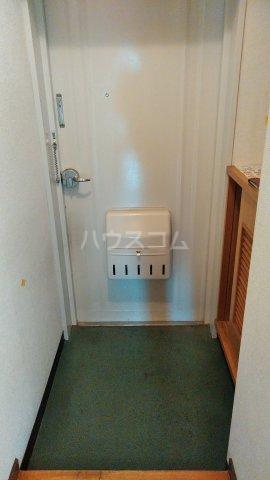 菊水マンション 503号室の玄関