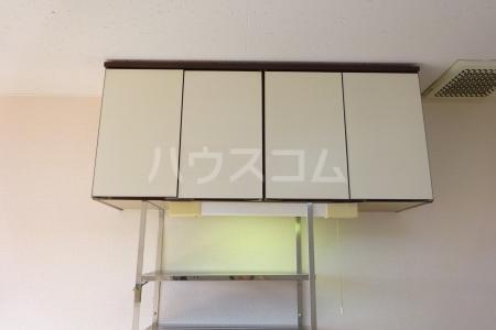 プレリ西大島 302号室のキッチン