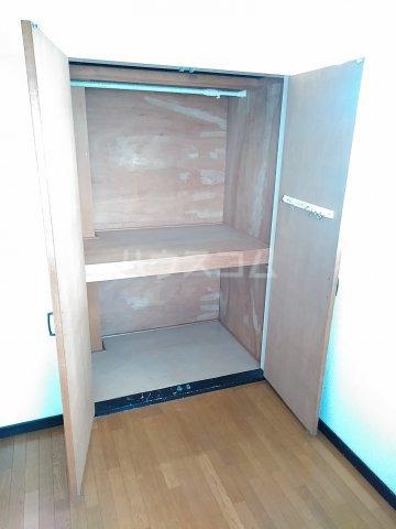 リエス友部 301号室の収納