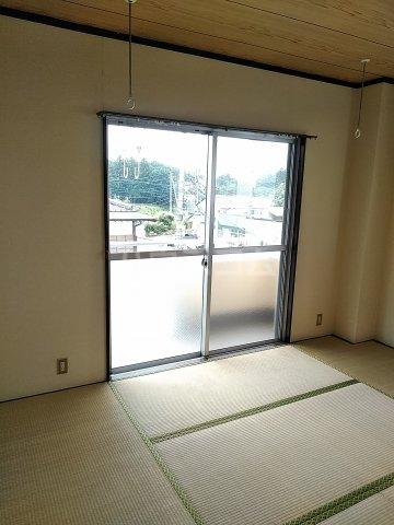 リエス友部 301号室の居室