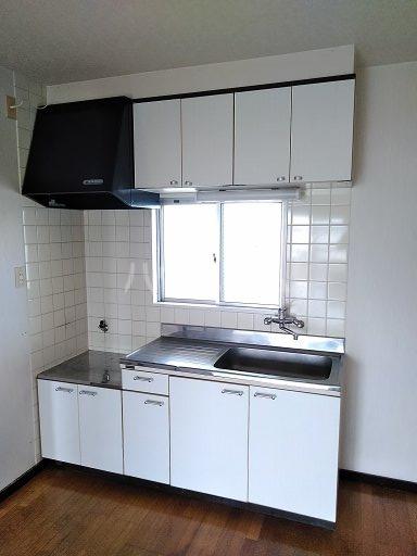 リエス友部 301号室のキッチン
