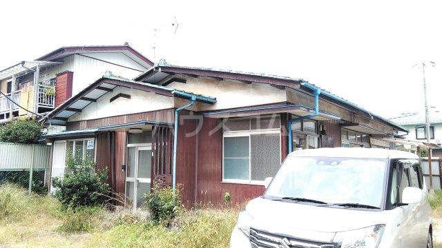 倉庫付き井上住宅外観写真