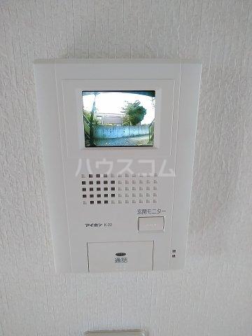 高野台コーポ 102号室のセキュリティ
