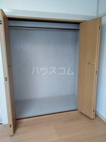 高野台コーポ 102号室の収納