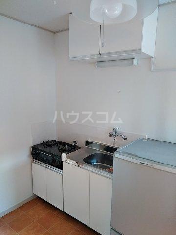 高野台コーポ 102号室のキッチン