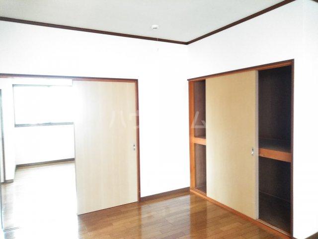 大平グリーンハイツ 101号室の収納