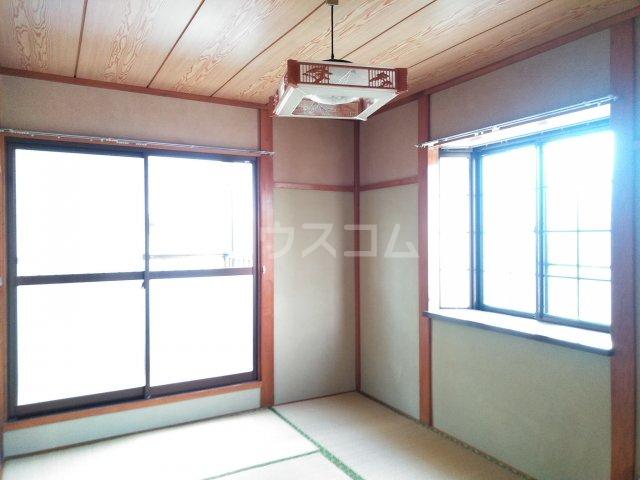大平グリーンハイツ 101号室の居室