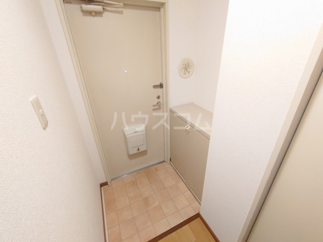 レジデンス海野 03030号室の玄関