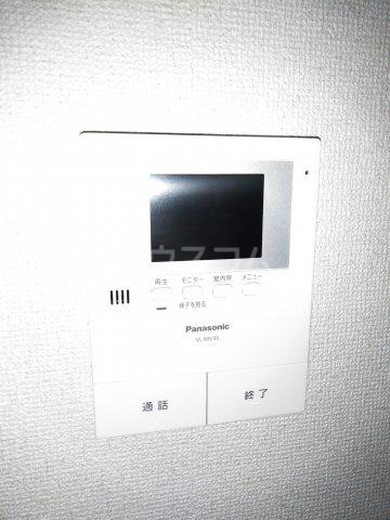総業水戸第三姫子ハイム 710号室のセキュリティ