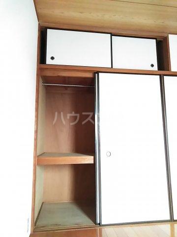 総業水戸第三姫子ハイム 710号室の収納