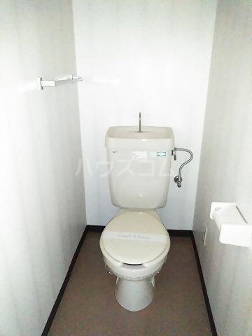 総業水戸第三姫子ハイム 710号室のトイレ