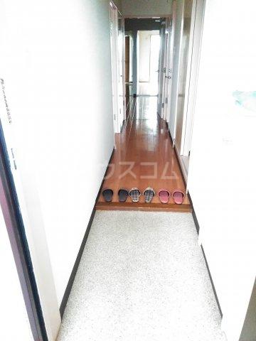 総業水戸第三姫子ハイム 710号室の玄関