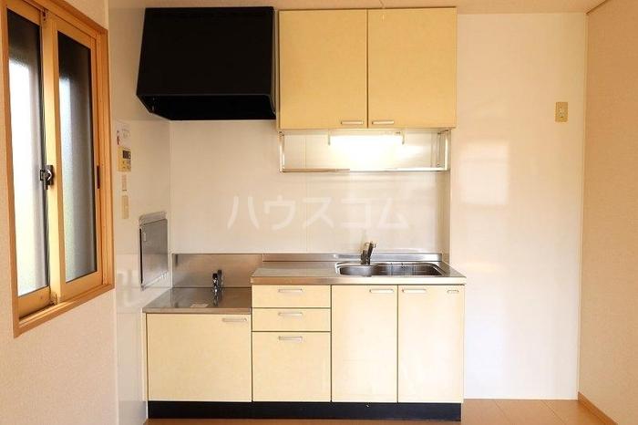 ベル・エクレールB 101号室のキッチン