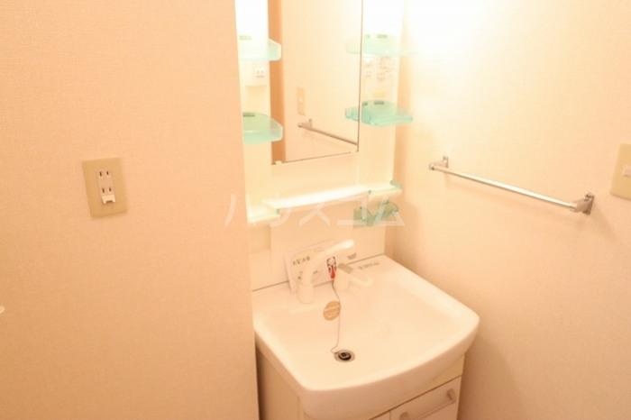 ベル・エクレールB 101号室の洗面所